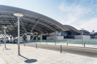 Muscat International Airport, Oman secured by CEM Systems