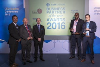 CEM Business Partner Awards 2016