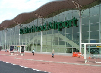 Robin Hood Airport, Doncaster