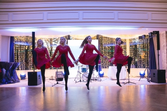 Tyco_CEM Systems Engage Conference Irish dancing