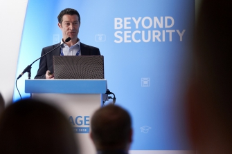 Tyco Engage Conference_Beyond Security