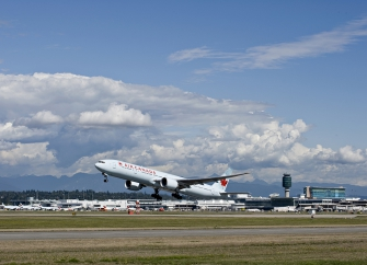 Vancouver Airport, Canada