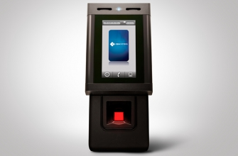 TS300f fingerprint access terminal