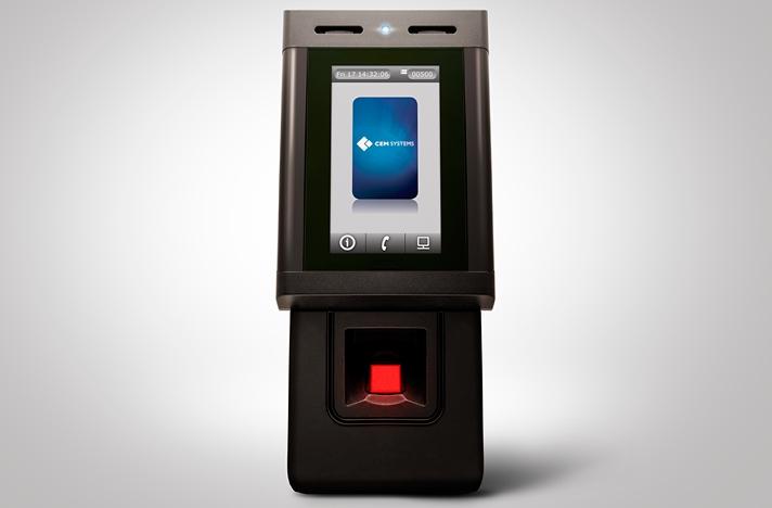 Emerald Ts300f Fingerprint Access Control Terminal