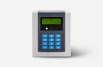 S610e access control reader with keypad