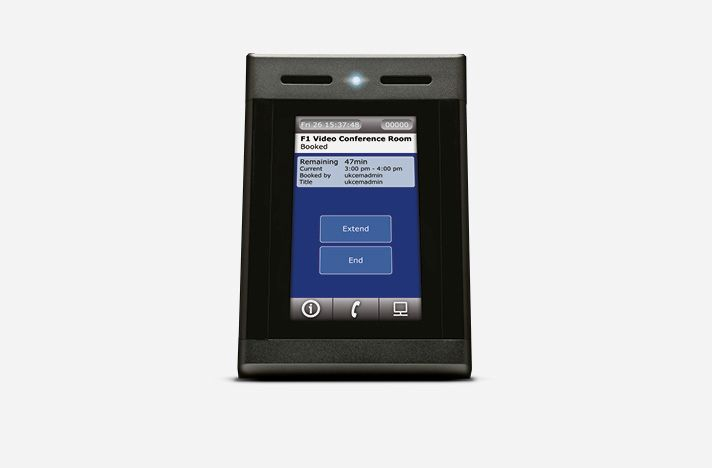 AC2000 Access Control room booking software module
