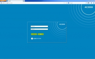 AC2000 Web login