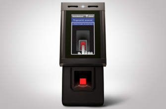 emerald TS300f fingerprint access terminal