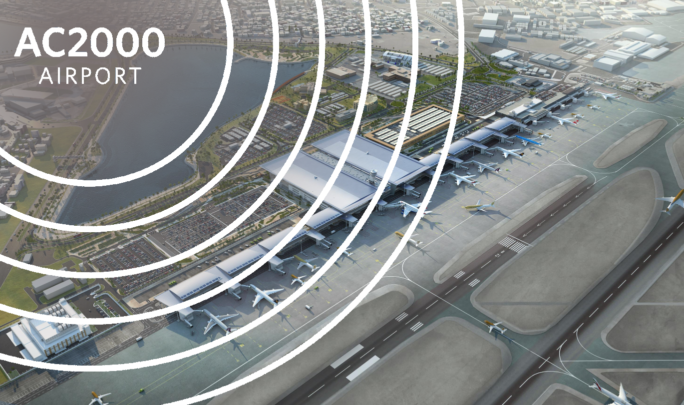 Bahrain International Airport secured by AC2000 Airport
