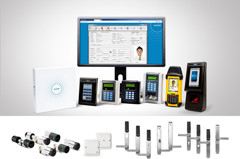 Aperio Wireless Locks Range