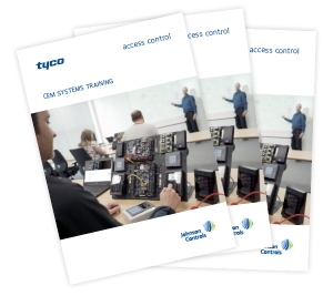 CEM Systems training brochure