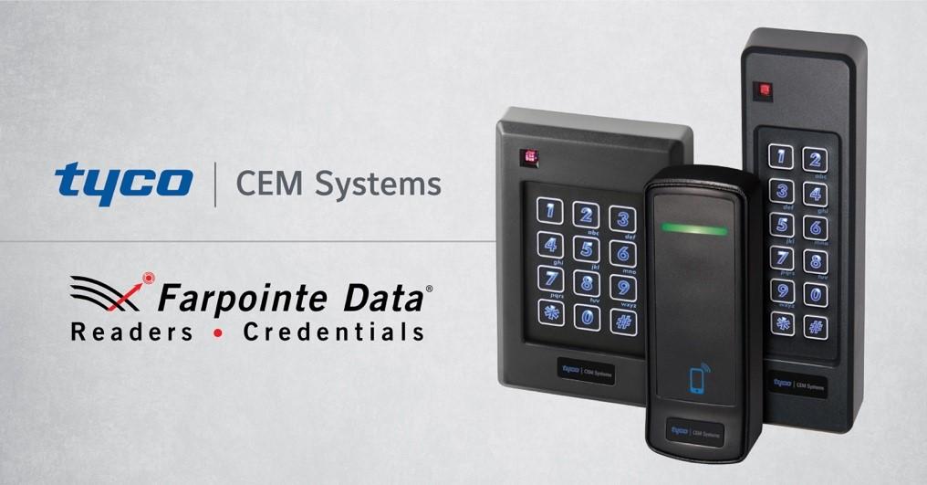 Farpointe Data CONEKT smart card reader