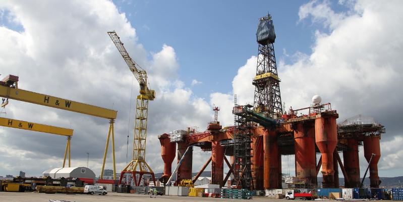 Harland & Wolff Cranes