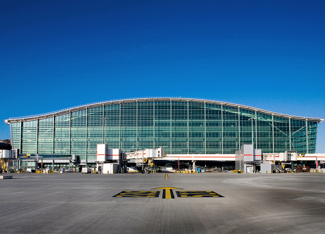 Heathrow Airport T5