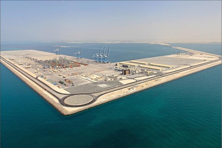 Khalifa Port, Abu Ahabi
