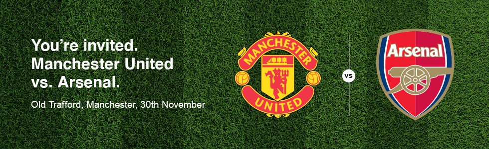 Man United Vs Arsenal Hospitality