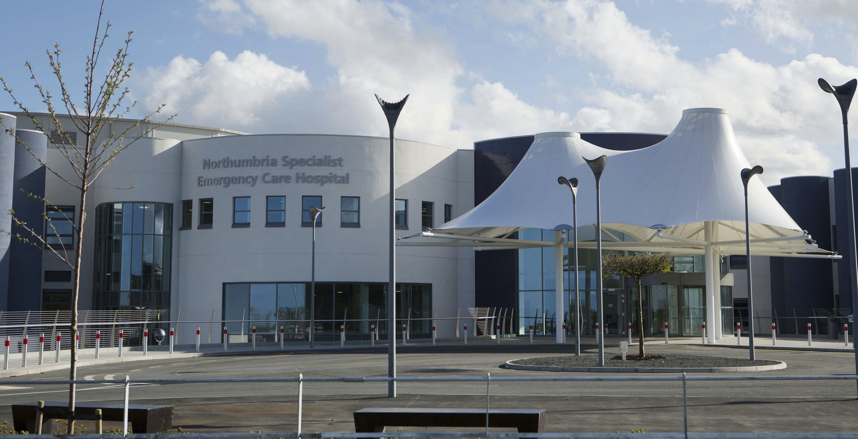 CEM secures new Northumbria specialist emergency care hospital