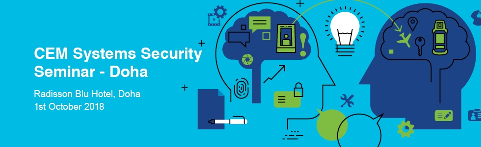 CEM Systems Security Seminar, Qatar, Doha