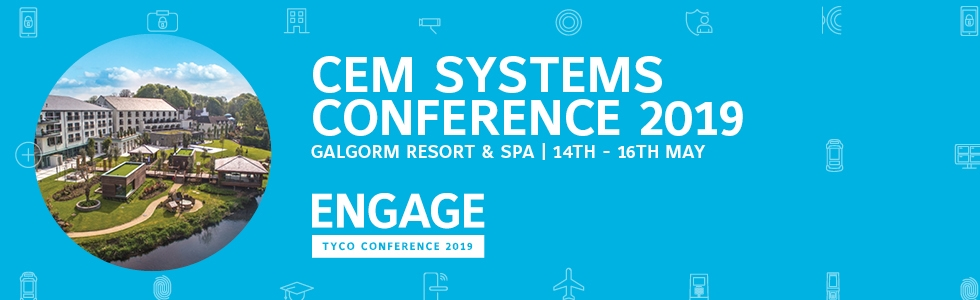 CEM Systems EMEA Conference Belfast 2019