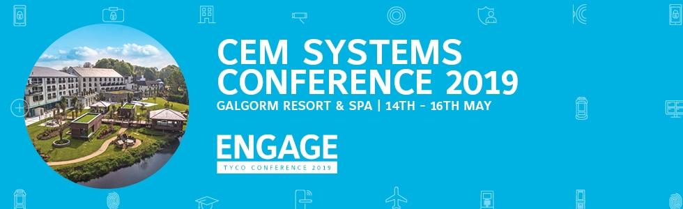 CEM Systems EMEA Conference Belfast 2019