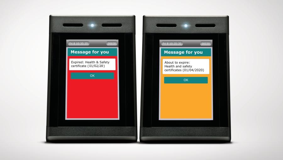 TIP 2 - emerald multi-date check mode