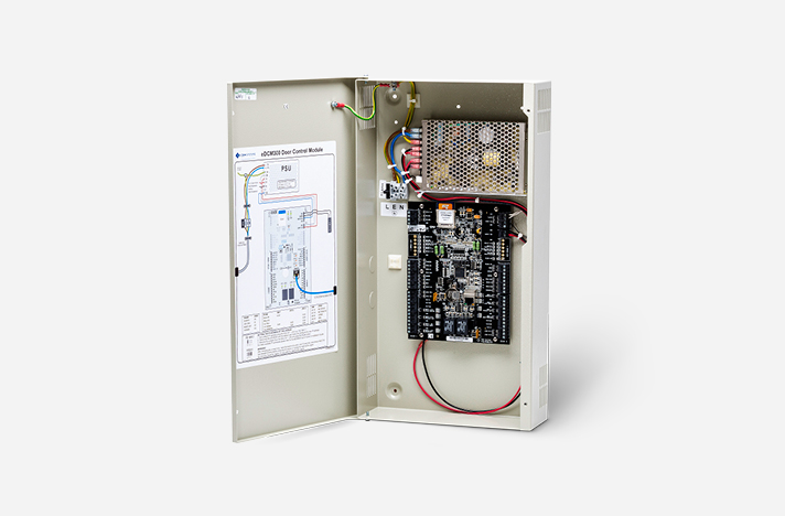 DCM 300 two door controller & DCM 300 Intelligent two-door controller