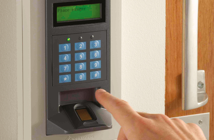 S610f Fingerprint Card Reader