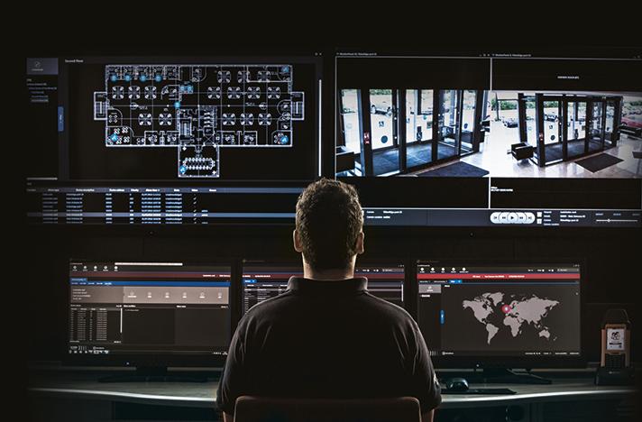 Ac2000 Genetec Security Centre Video Integration